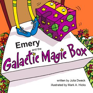 Galactic Magic Box                                       (Personalized Book)
