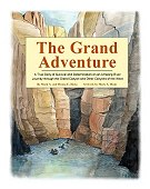 book illustrator The  Grand Aventure -- John Wesley  Powell                   Powell story