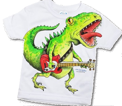Rock and Roll Dino